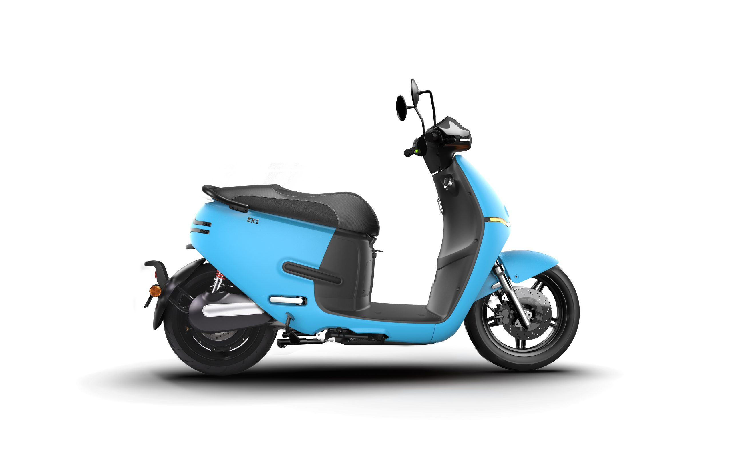 EK1 Matte Blue