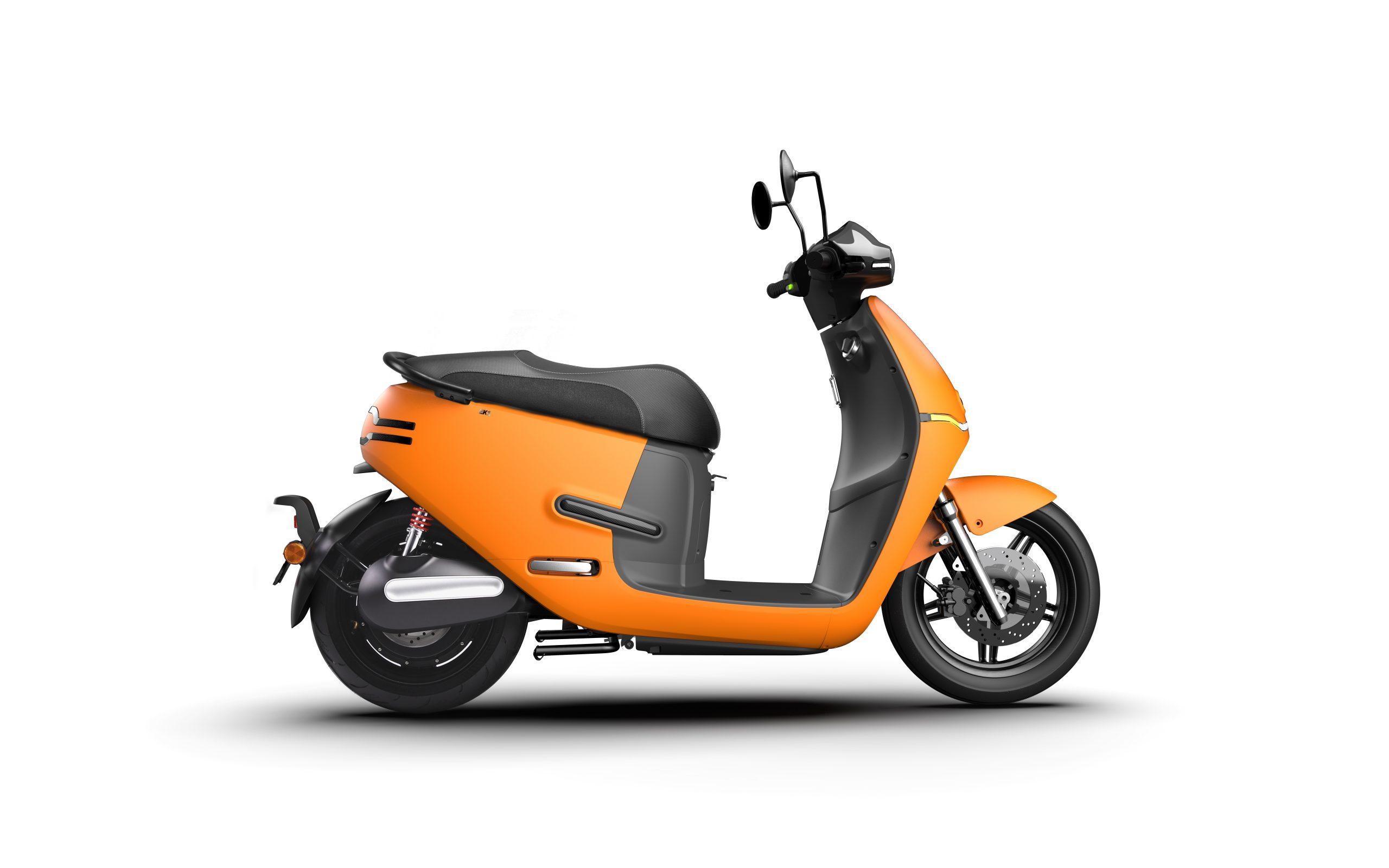 EK1 Matte Orange